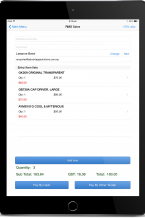 iPad - RMS Sales